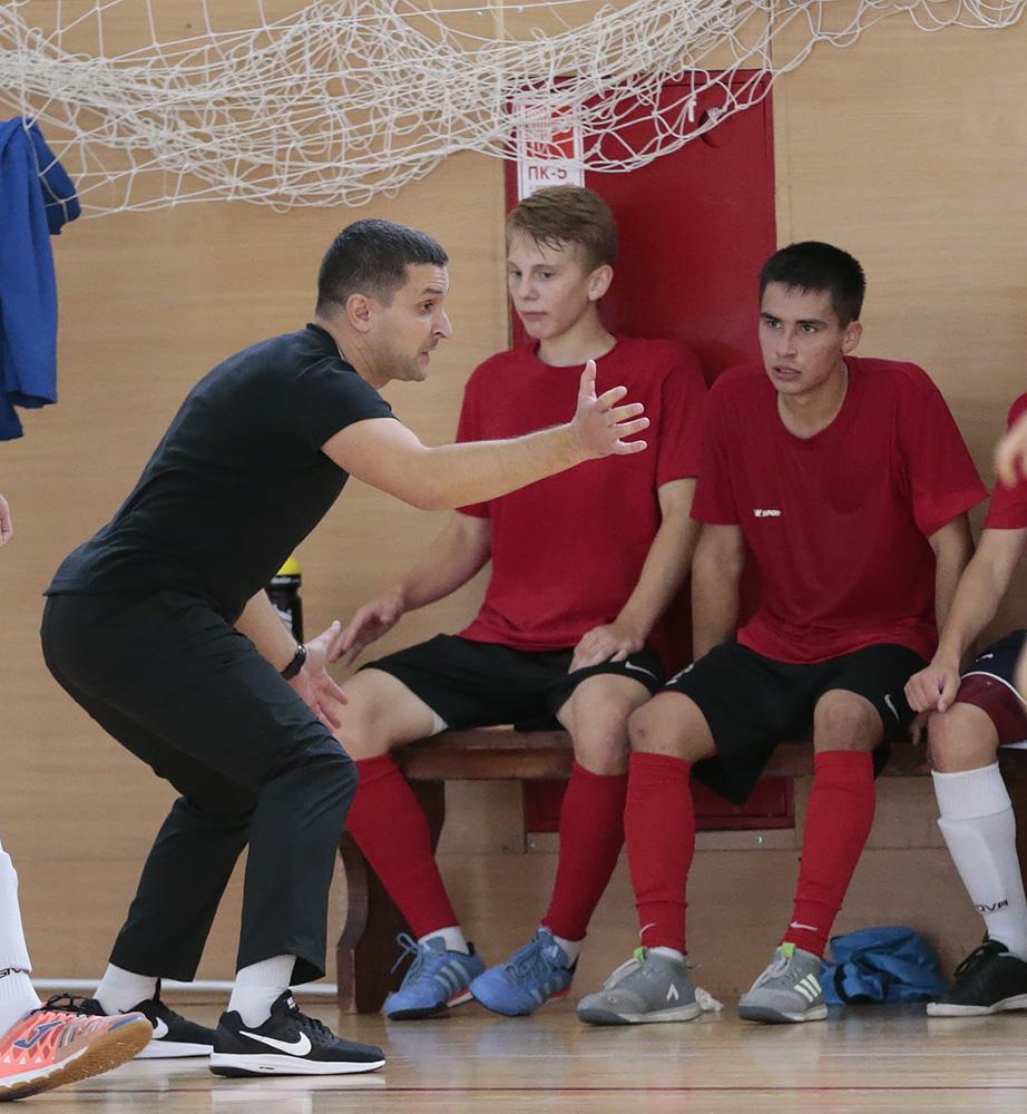 Фотоотчет о матче «Красная гвардия» - «Оргхим»