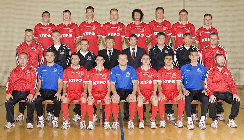 Команда 2013-2014