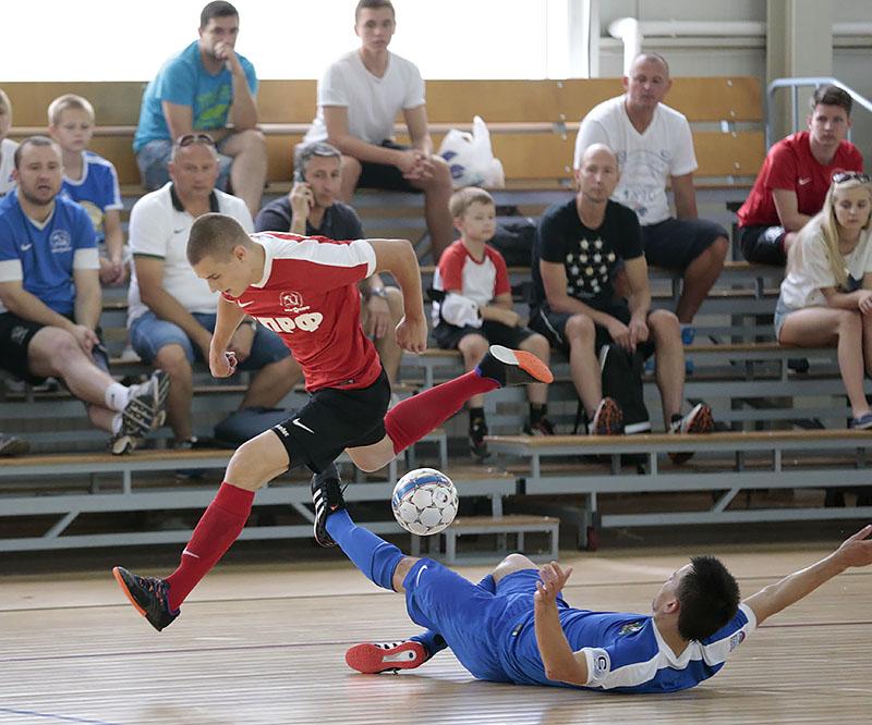Фотоотчет о товарищеском матче против «Ухты»